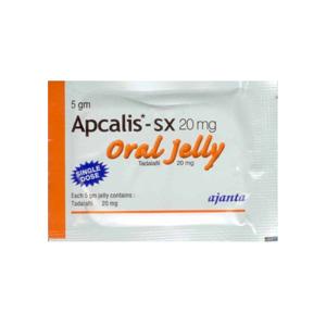 Apcalis SX Oral Jelly te koop bij anabol-nl.com in Nederland   Tadalafil Online