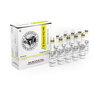 Magnum Stanol-AQ 100 te koop bij anabol-nl.com in Nederland | Stanozolol injection Online
