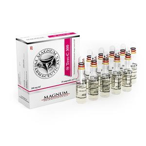 Magnum Test-C 300 te koop bij anabol-nl.com in Nederland | Testosteron cypionate Online