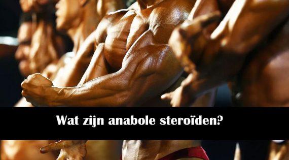 Wat zijn anabole steroïden?