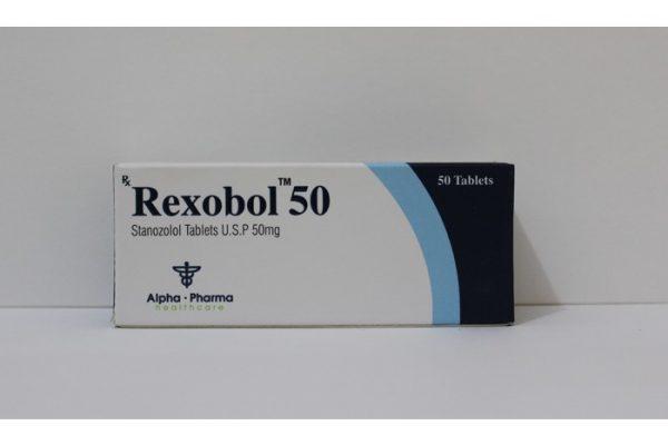 Rexobol-50 te koop bij anabol-nl.com in Nederland | Stanozolol oral Online