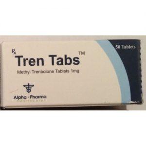 Tren Tabs te koop bij anabol-nl.com in Nederland | Methyltrienolone Online