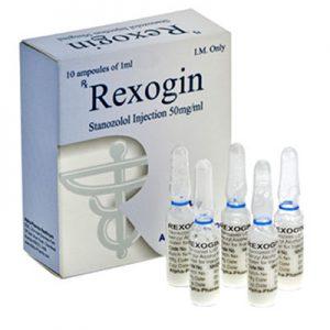 Rexogin te koop bij anabol-nl.com in Nederland   Stanozolol injection Online