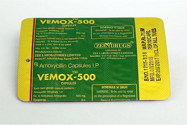 Vemox 500 te koop bij anabol-nl.com in Nederland | Amoxicilline Online