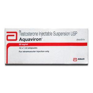 Aquaviron te koop bij anabol-nl.com in Nederland   Testosterone suspension Online